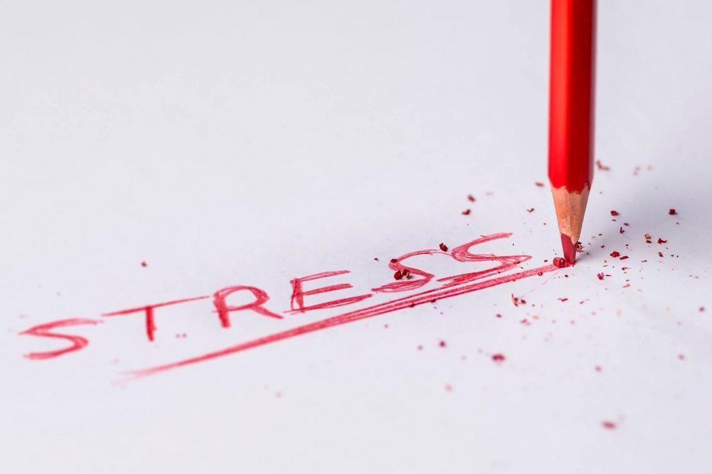 ストレスの予防法